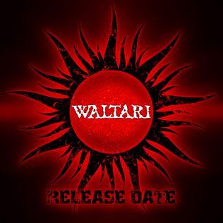 <i>Release Date</i> music album of Waltari