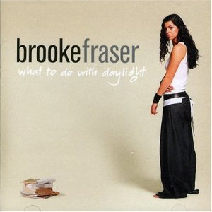 <i>What to Do with Daylight</i> 2003 studio album by Brooke Fraser