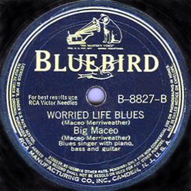 Worried Life Blues Blues standard