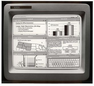 PARC's orginal Graphic User Interface