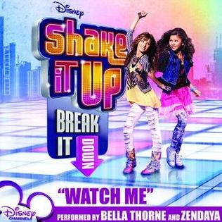 Bella Thorne and Zendaya — Watch Me (studio acapella)