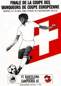 1989 European Cup Winners Cup Final Football match