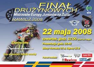 2008 Team Speedway Junior European Championship