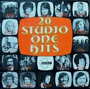 <i>20 Studio One Hits</i> 1972 compilation album by Various Artists