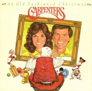 Carpenters Christmas Portrait.An Old Fashioned Christmas Wikipedia