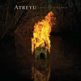 <i>A Death-Grip On Yesterday</i> 2006 studio album by Atreyu
