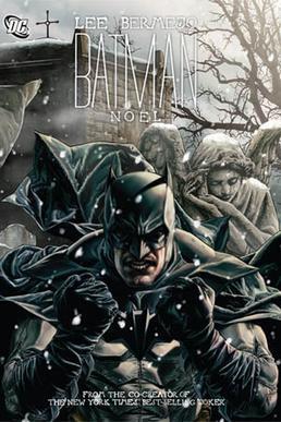 Portadas Navideñas - Página 3 Batman_Noel_cover_art