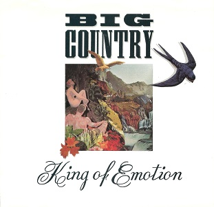 King of Emotion 1988 single by Big Country