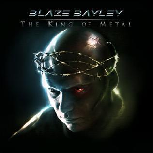 <i>The King of Metal</i> 2012 studio album by Blaze Bayley