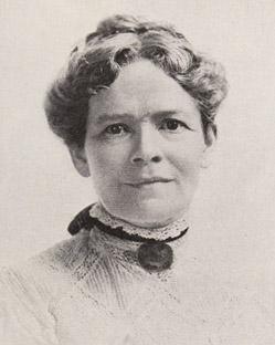 Ella Reeve Bloor American labor organizer