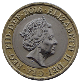 two pounds british coin wikipedia