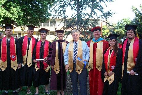 CIM graduates