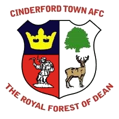 Cinderford Town A.F.C. logo.png