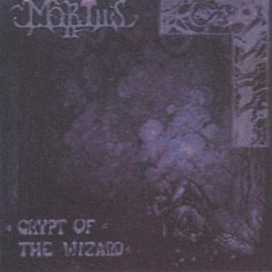<i>Crypt of the Wizard</i> 1996 studio album by Mortiis