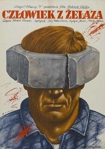 <i>Man of Iron</i> 1981 film by Andrzej Wajda