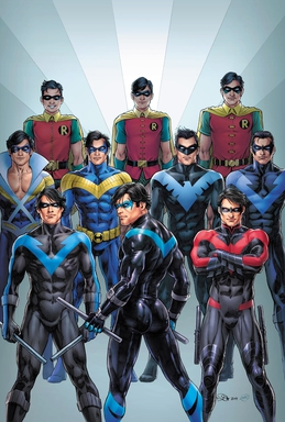 Did They Get Rid Of The X Nightwing In Fortnite Dick Grayson Wikipedia