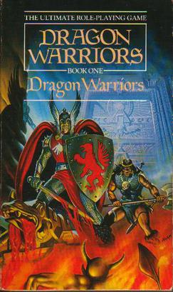 Warrior Dragon