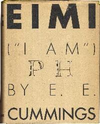 <i>EIMI</i> 1933 book
