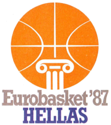 1987 edition of the FIBA EuroBasket