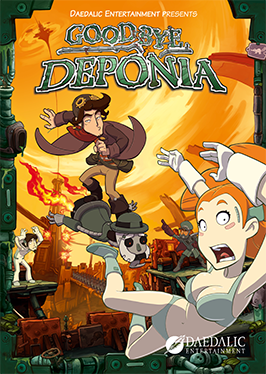 Goodbye Deponia Wikipedia