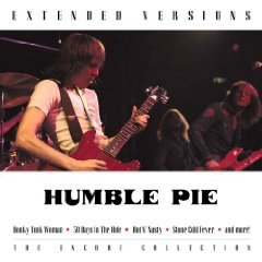 <i>Extended Versions</i> (Humble Pie album) 2000 live album by Humble Pie (band)