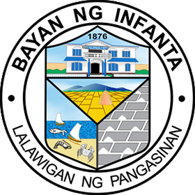 Seal of the Municipality of Infanta, Pangasina...