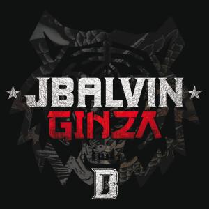 J Balvin — Ginza (studio acapella)
