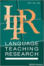 <i>Language Teaching Research</i> Academic journal