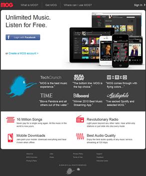 MOG (online music) - Wikipedia
