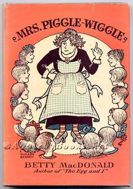 Mrs Piggle Wiggle Wikipedia