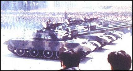 قصه ال MIG-29 في كوريا الشماليه  North_Korean_Chonma-ho_main_battle_tank