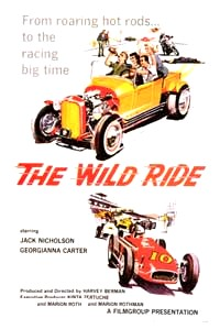 Original film poster for The Wild Ride.jpg