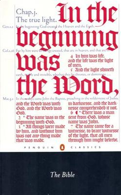 Front cover of the Penguin Classics paperback ...