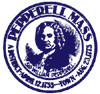 Official seal of Pepperell, Massachusetts