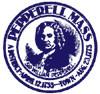 Official seal of Pepperell, Massachusetts