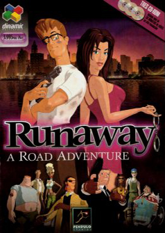 Runaway - A Road Adventure 3