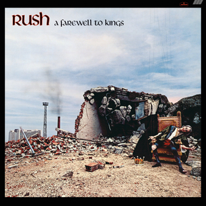 <i>A Farewell to Kings</i> 1977 studio album by Rush