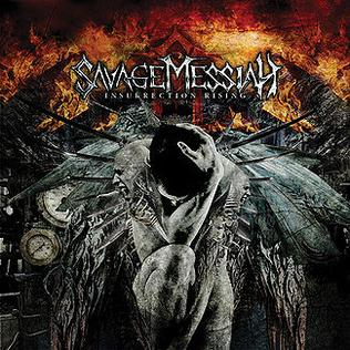 <i>Insurrection Rising</i> 2009 studio album by Savage Messiah