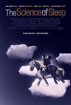 The Science of Sleep (2006) movie poster