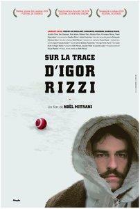 Sur la Trace d'Igor Rizzi  affiche