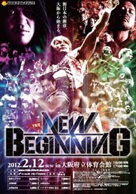 The New Beginning (2012)