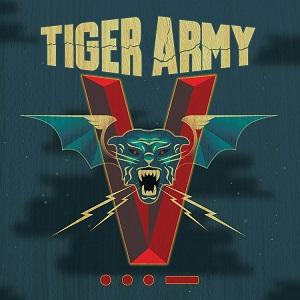<i>V •••–</i> 2016 studio album by Tiger Army