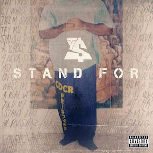 Ty Dolla Sign — Stand For (studio acapella)