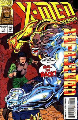 Metalhead (comics) - W...