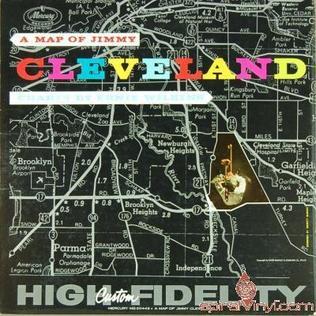<i>A Map of Jimmy Cleveland</i> 1959 studio album by Jimmy Cleveland