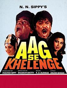 <i>Aag Se Khelenge</i>