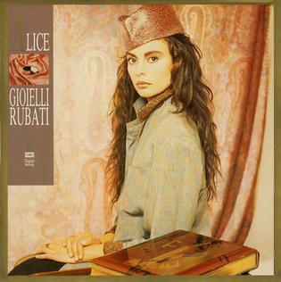 <i>Gioielli rubati</i> 1985 studio album by Alice