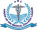 Logo of Ameer-ud-Din Medical College