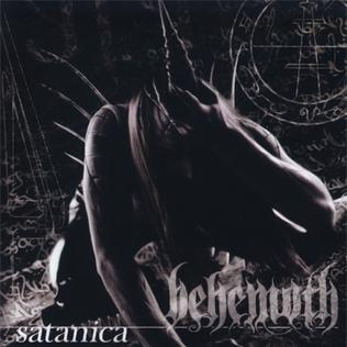 <i>Satanica</i> (album) 1999 studio album by Behemoth