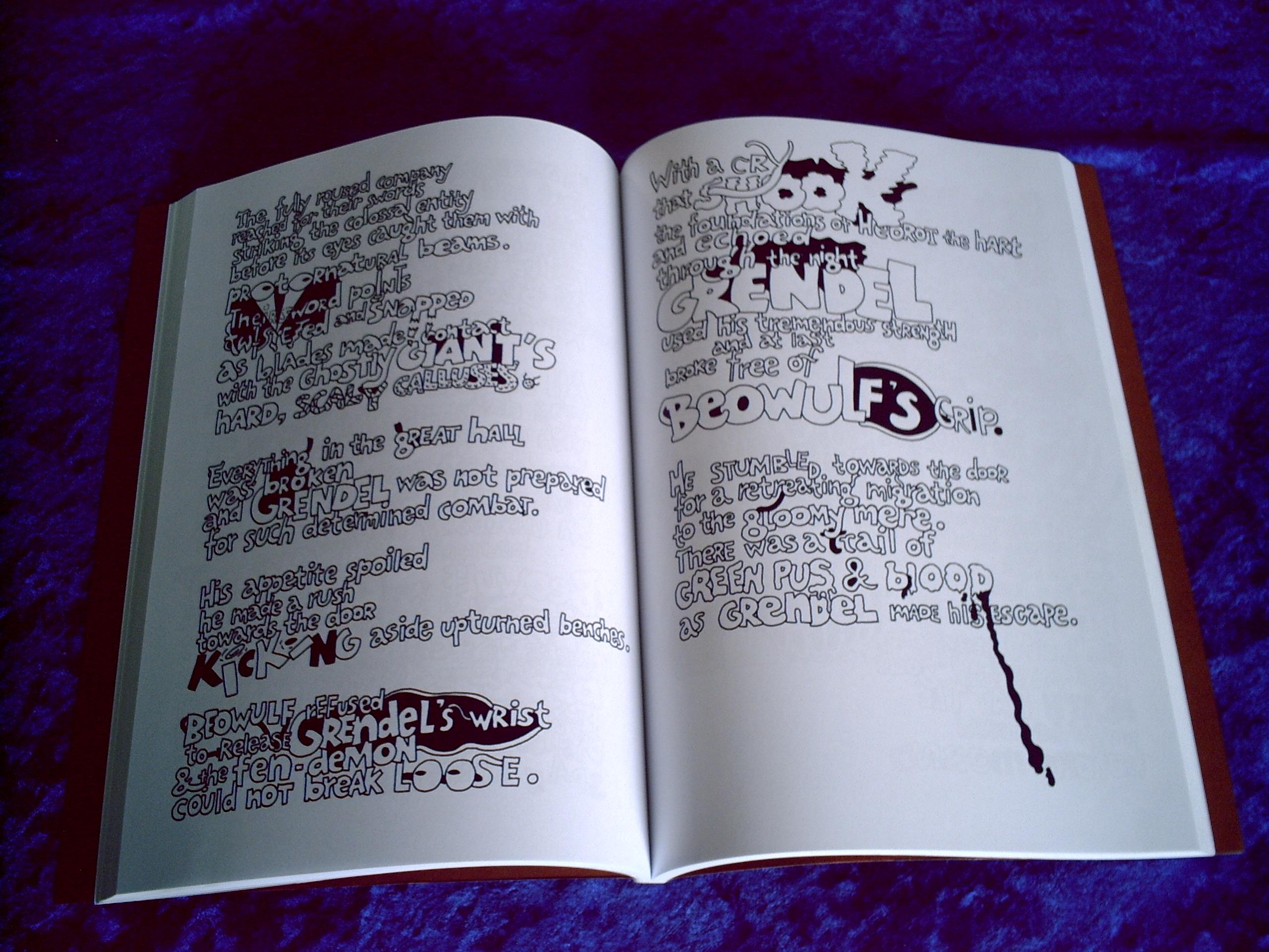 beowulf summary theme essay